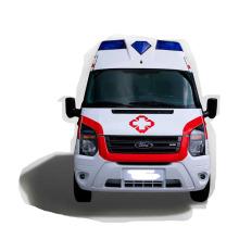 Véhicule d'ambulance de soins d'équipement hospitalier Ford V348