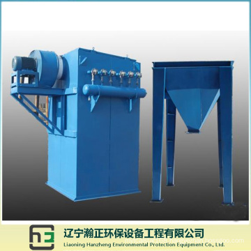 Induction Furnace Air Flow-1 Long Bag Low-Voltage Pulse Dust Collector