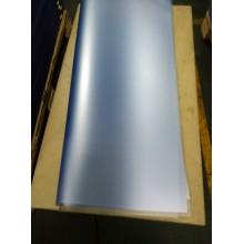 Impressão em Seda PVC Material Transparente PVC Fosco Folha