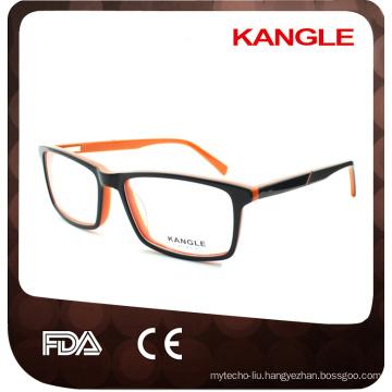 High fashion Unisex best seller acetate optical frames and eyeglasses eyewear