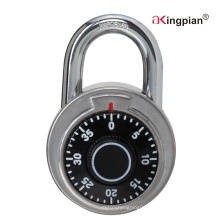 Stainless Steel Round Dial Combination Lock