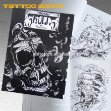 2014 hot sale professional animal design tattoo book