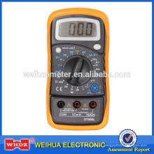 Multímetro Digital Pupolar DT850L / DT830L com Luz de Fundo