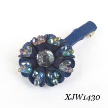 Bijoux pour cheveux fleur / Perle, bande de diamant (XJW1430)