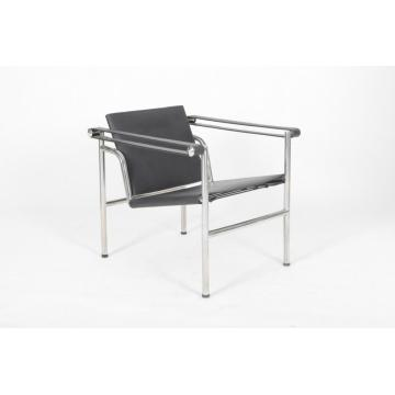 Le Corbusier LC1 Saddle Chair Basculant Chair