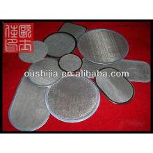 Maille soudée en acier inoxydable (panneau) HOT HOT