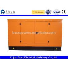 Canopy type 20KW 60hz Weifang diesel générant de l'électricité