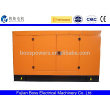 24KW Low price diesel generator soundproof with engine Weifang
