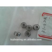 R2-5ZZ Bearings 1/8 x 5/16 x 9/64 inch Miniature ball bearings RI-518ZZ