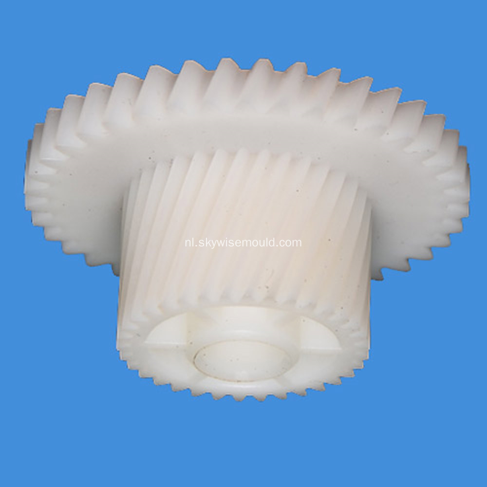 Plastic Helical Gear Injection Molding