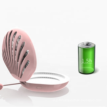 Hanging Foldable pocket portable mini usb fan for woman
