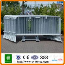 barrières de foule / barrières de circulation de foule