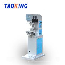 Máquina de impresión de almohadillas ovaladas