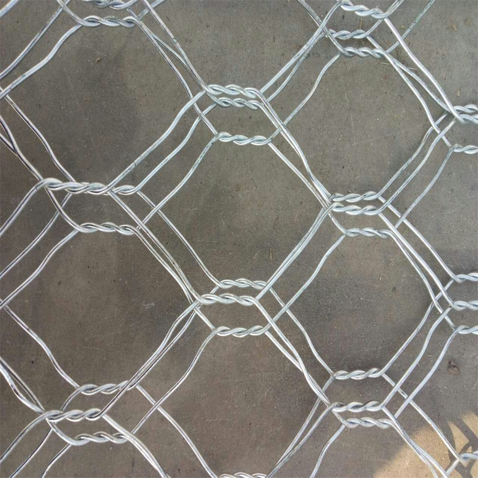 Hexagonal Mesh Reno Mattress