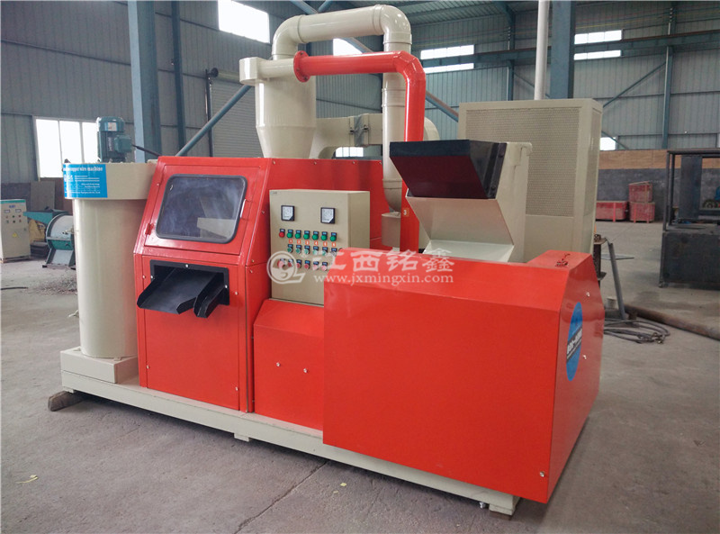 waste copper wire granulator and separator