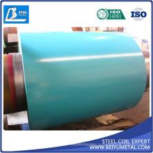 Металла катушки ppgi стальная prepainted стальная Катушка Tdc53D+З Заводская Цена
