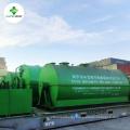 Pyrolysis Plant Making Diesel Fuel Oil from Plastic