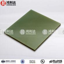Feuilles de PCB feuille de fibre de verre epoxy de matériaux G10