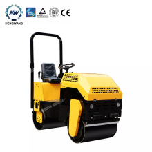 small self-propelled vibratory road roller sales