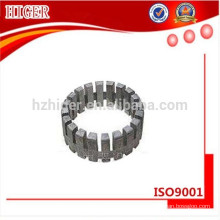 Изготовленный на заказ алюминиевый литой зубчатый механизм для цементного миксера