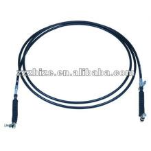 yutong coach parts transmission shift cable