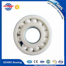 15*35*11mm Si3n4 Full Ceramic Deep Groove Ball Bearing (6202)
