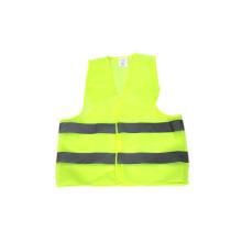 Chaleco de seguridad reflectante (amarillo).
