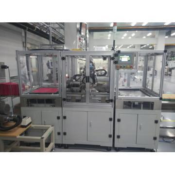 Máquina automática de cartón para punta de pipeta