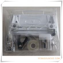 PVC-Box-Briefpapier-Set für Werbegeschenk (OI18026)