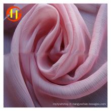 Nouveau tissu en mousseline de soie en vrac