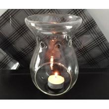 Clear Glass Essential Oil Warmer - 16gc03211