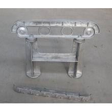 OEM Aluminum Alloy Die Castings for Street Bench Arc-D581