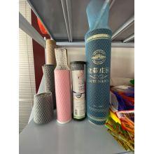 Lace Wine Bottle Bags