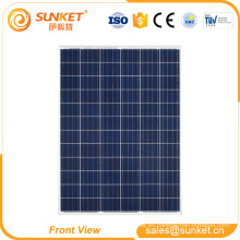 Módulo fotovoltaico Poly 140Watt comparado con Talesun