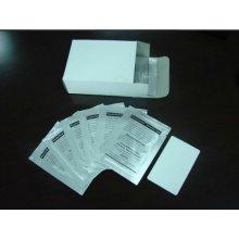 Tarjeta de Limpieza ATM Tarjeta Plástica Tarjeta en Blanco