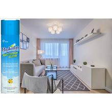 spray limpiador multiusos para salón