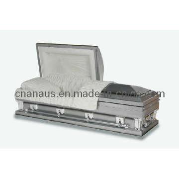 American Style Oversize 18 Ga acier cercueil (18H 1073)