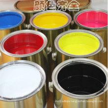 PVC gravure printing ink/PVC Edge Band ink yellow VA-2090