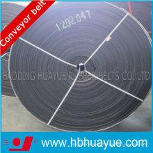 Ep Fabrice Rubber Conveyor Belt Strength315-1000n/mm Width 400-2200mm