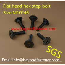 Step Bolts Shoulder Screw