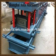 Máquina formadora de rolos de treliças para telhado (AF-C80-300)