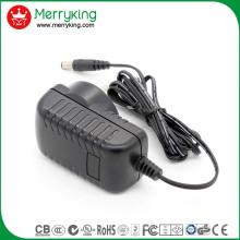 Merryking Marque Wall-Mount 12V 1A Adaptateur Au Plug Adaptateur secteur AC / DC