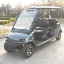 Chine Chariot de golf juridique de rue électrique d'usine avec la CEE (DG-LSV4)