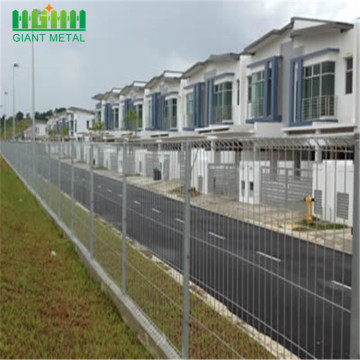 Welded+Residential+Roll+Top+Securiy+Fence