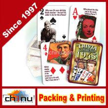 1945 cartões de jogo de trivia 70º aniversário ou 70º aniversário (430049)