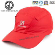 Grande conception polyester broderie sport golf casquette de baseball