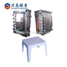 Modelagem por injeção plástica direta da cadeira de tabela da fábrica