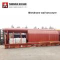 SZL Water Tube Coal Biomass Fired Boiler Machine
