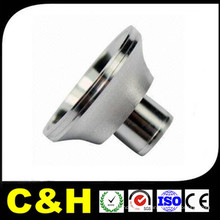 Customized CNC Machining Turned Lathe Aluminum Parts