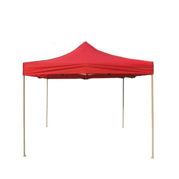 Montaje manual 10x10 carpa comercial con cenador plegable